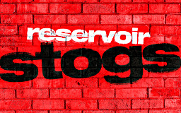 Reservoir Stogs Logo - function, event, wedding and party band in Cornwall